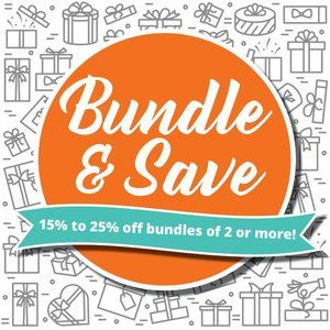 Shopping is Better in Bundles!!!!